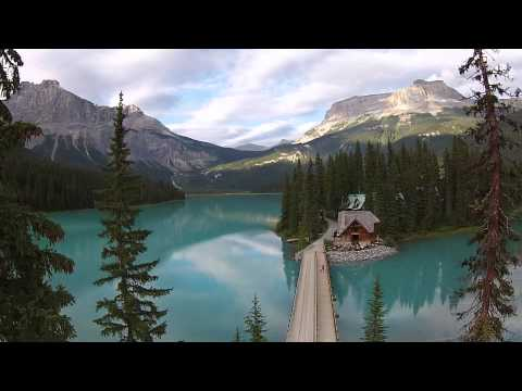 Fly Over CANADA- Banff Vancouver