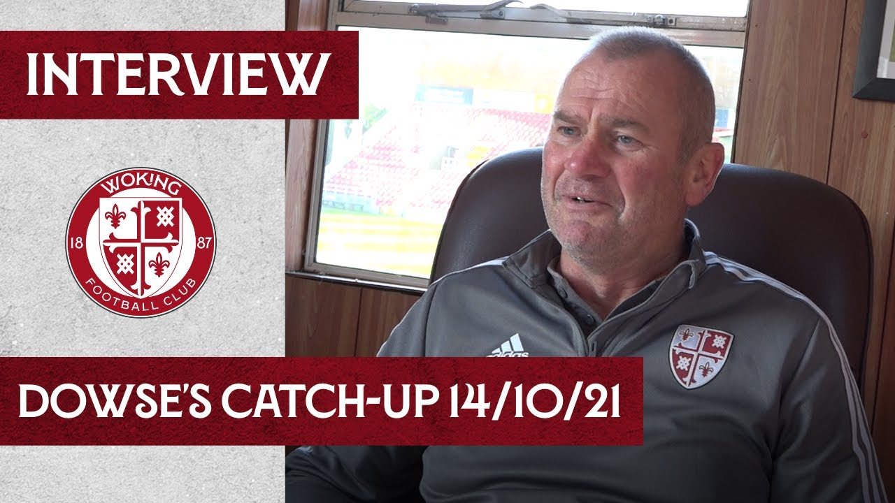 Dowse's Catch-Up | 14/10/21