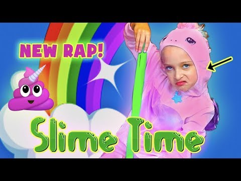 LILLY makes SLIME