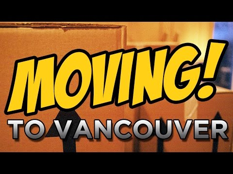 I am moving to Vancouver!