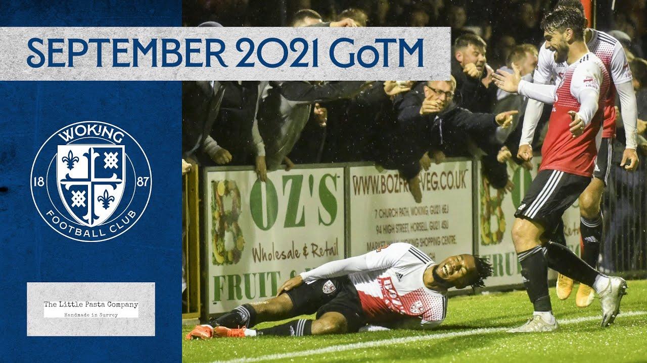 September 2021 | Goal of the Month
