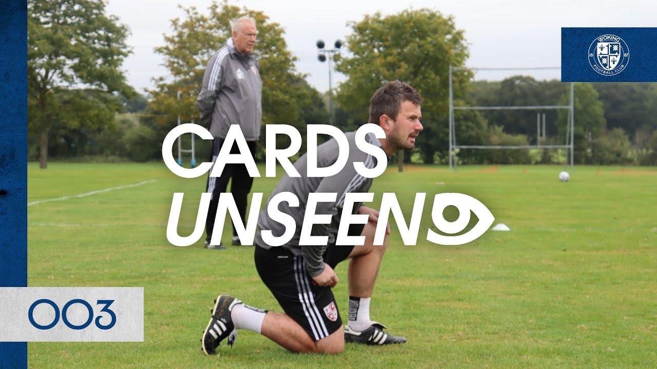 Crossbar! | Cards Unseen | 003