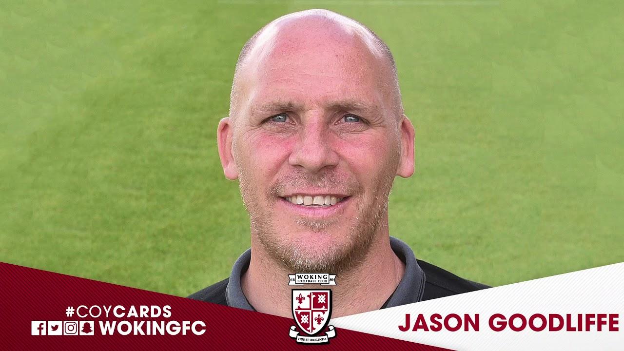 Guiseley AFC 1 - 2 Woking (Jason Goodliffe Interview)