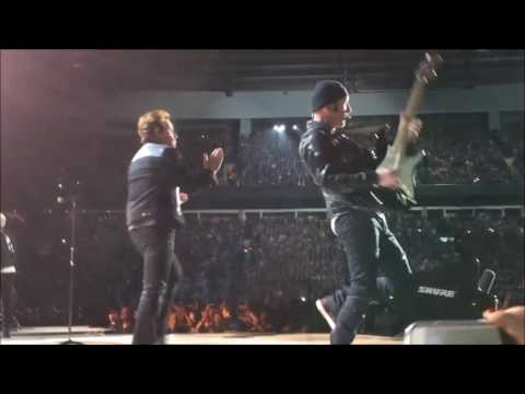 U2 Sunday Bloody Sunday (Multicam HD Audio) Joshua Tree Tour 2017