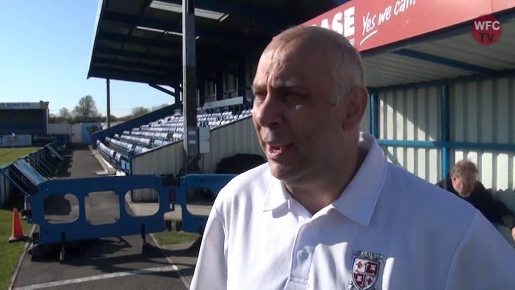 Nuneaton Town 1 - 1 Woking (Garry Hill Interview)
