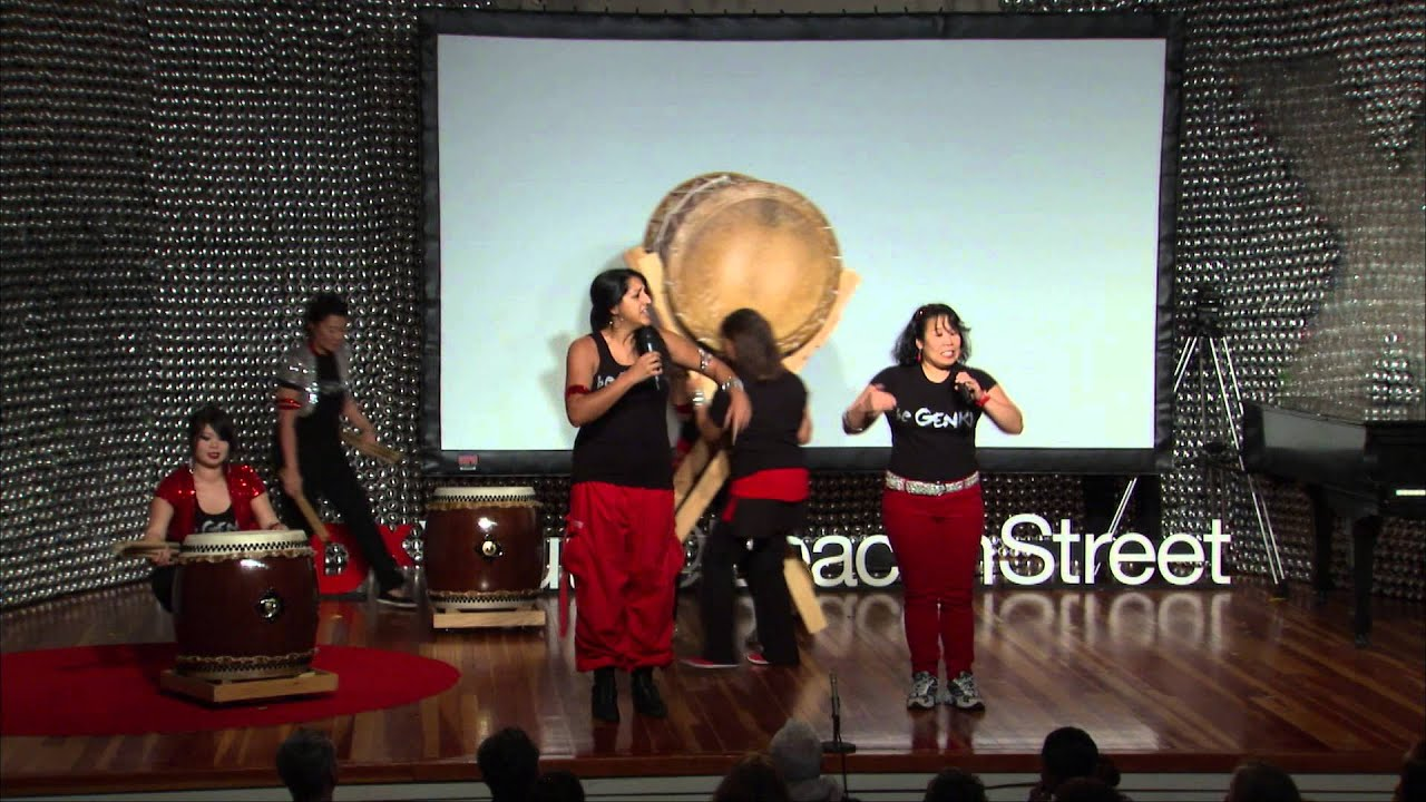The Power of Being Yourself: Genki Spark at TEDxYouth@BeaconStreet