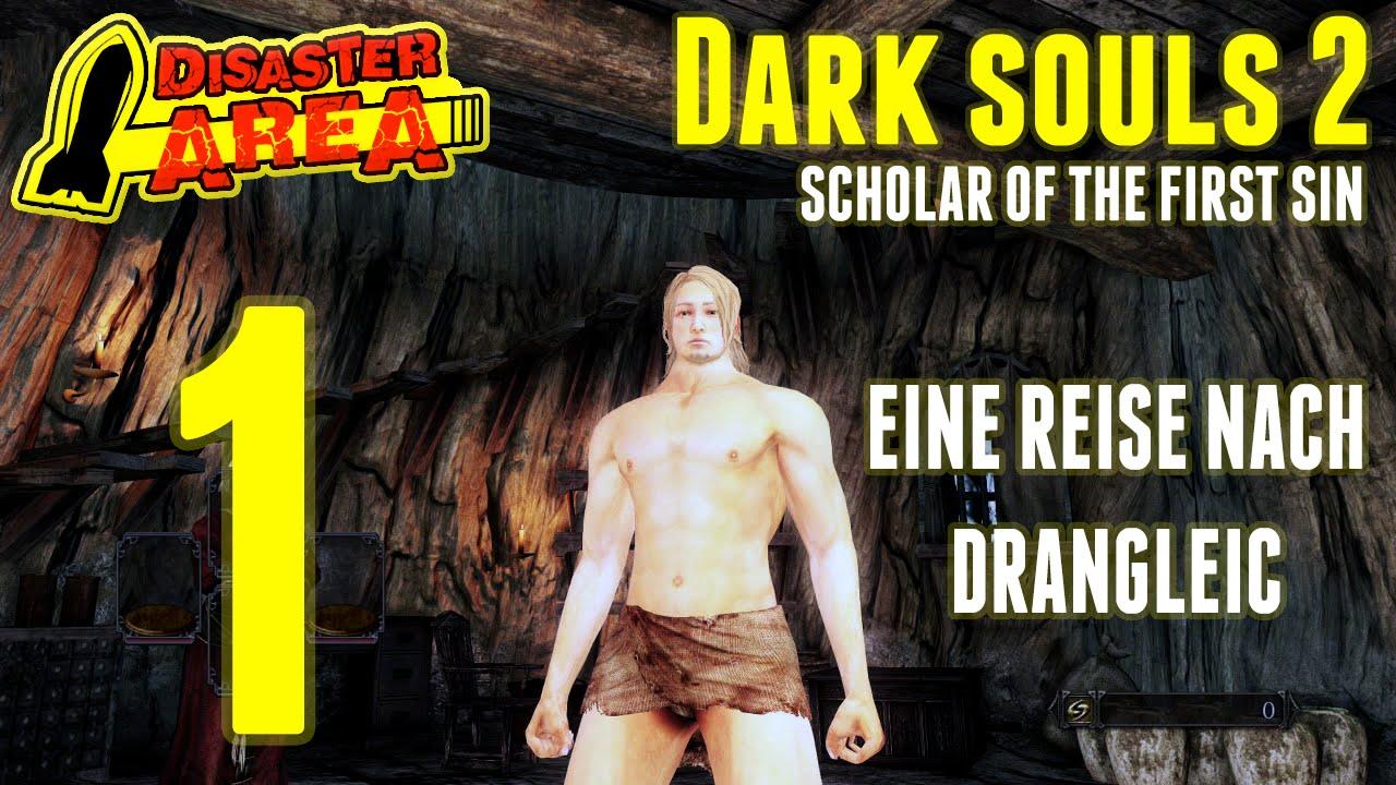 Let's Play Dark Souls 2: Sotfs S01E01 - Eine Reise nach Drangleic