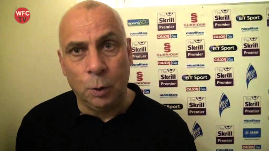 Woking 0 - 3 Cambridge United (Garry Hill Interview)