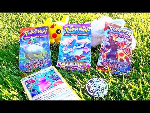 OUVER-NA-TURE #2 : Ouverture Pokémon Tripack XY Primo Choc feat Daisyvee & Neijann