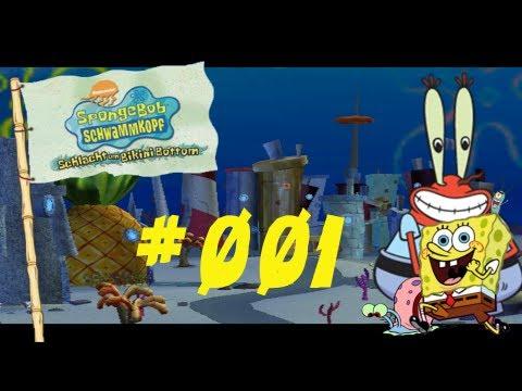 Lets Play Spongebob Schwammkopf Schlacht Um Bikini Bottom