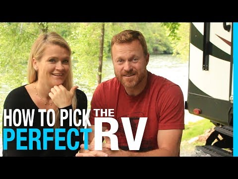 BUYING YOUR FIRST RV? HOW TO PICK THE PERFECT RIG + WEBOOST GIVEAWAY! (RV LIVING VLOG)