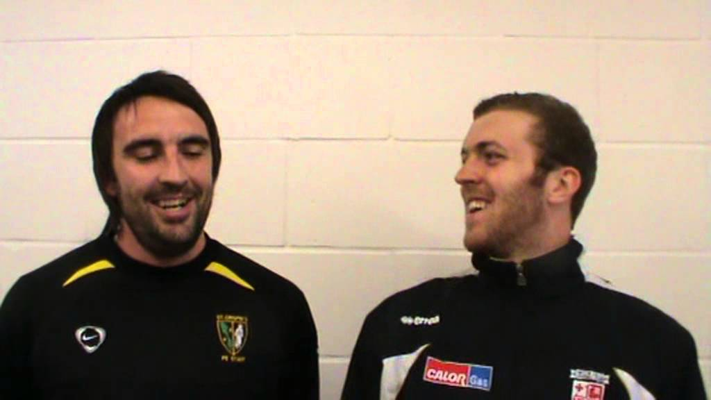 Woking FC Team Mates with Alan Inns & Adam Doyle