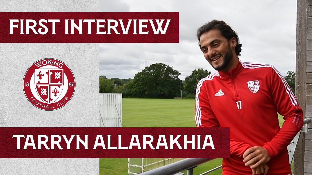 Tarryn Allarakhia | Interview