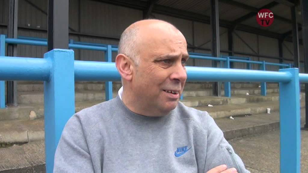 Dover Athletic 2 - 1 Woking (Garry Hill Interview)