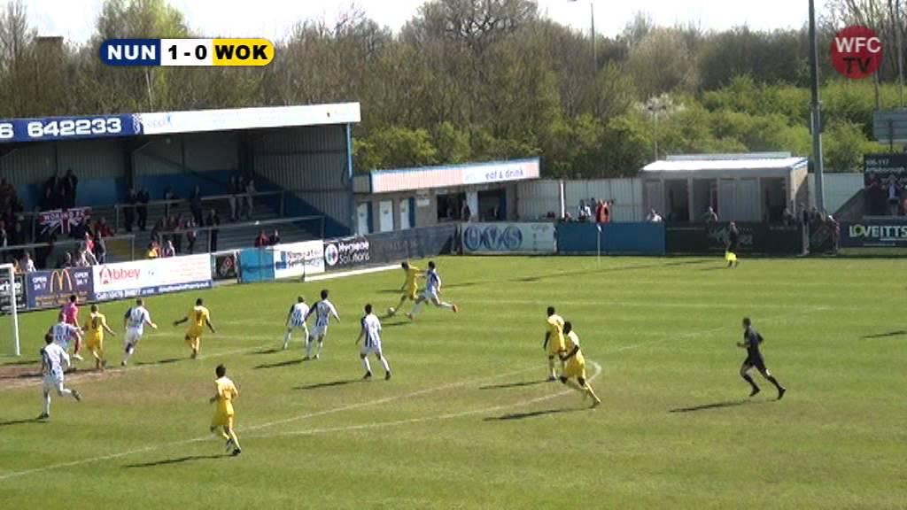 Nuneaton Town 1 - 1 Woking