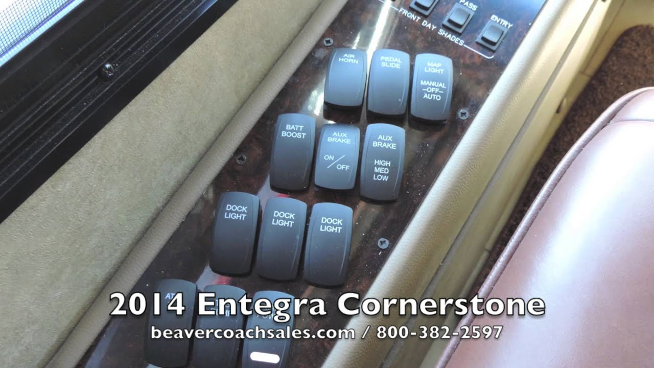 2014 Entegra Cornerstone