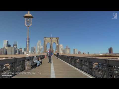 [4K] | New York - Manhattan | Travel Tour 2016