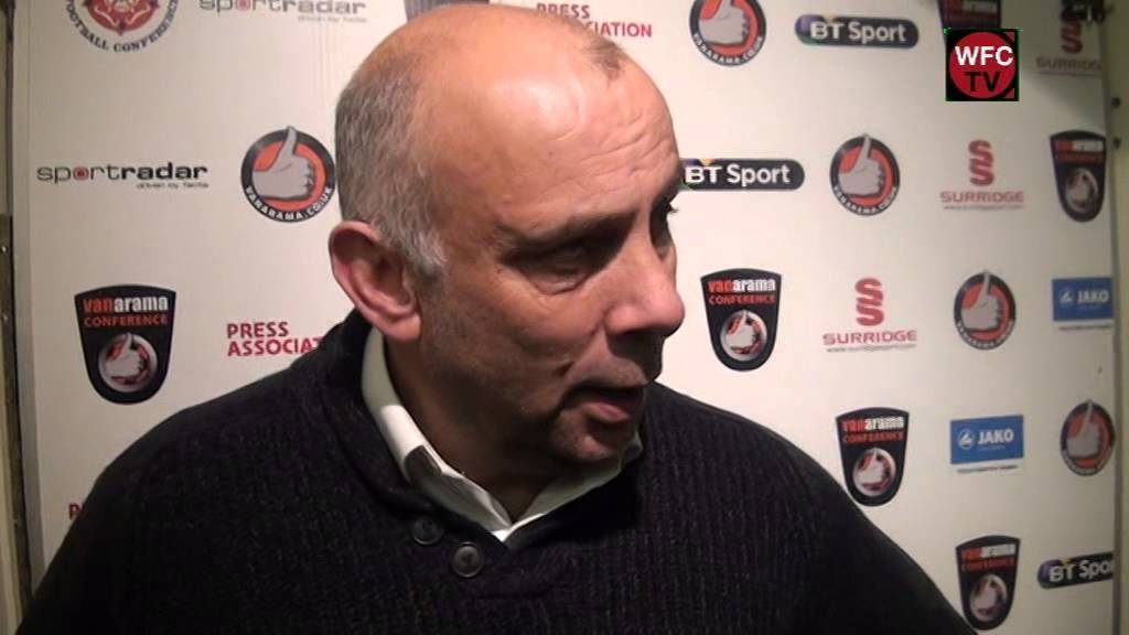Woking 3 - 2 Torquay United (Garry Hill Interview)
