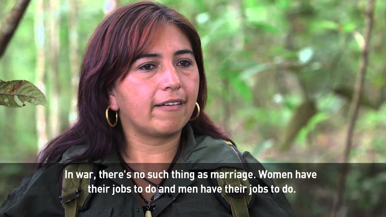 Women of the FARC