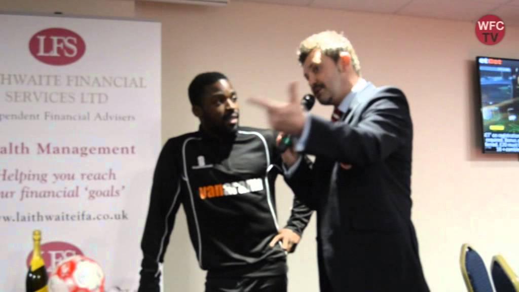 Woking 3 - 2 Torquay United (Yemi Odubade Interview)