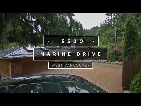 5520 Marine Dr, West Vancouver - Sean & Kim Whittall - 360hometours ca