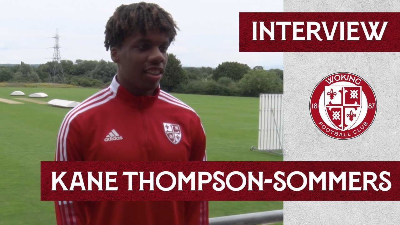 Kane Thompson-Sommers Interview
