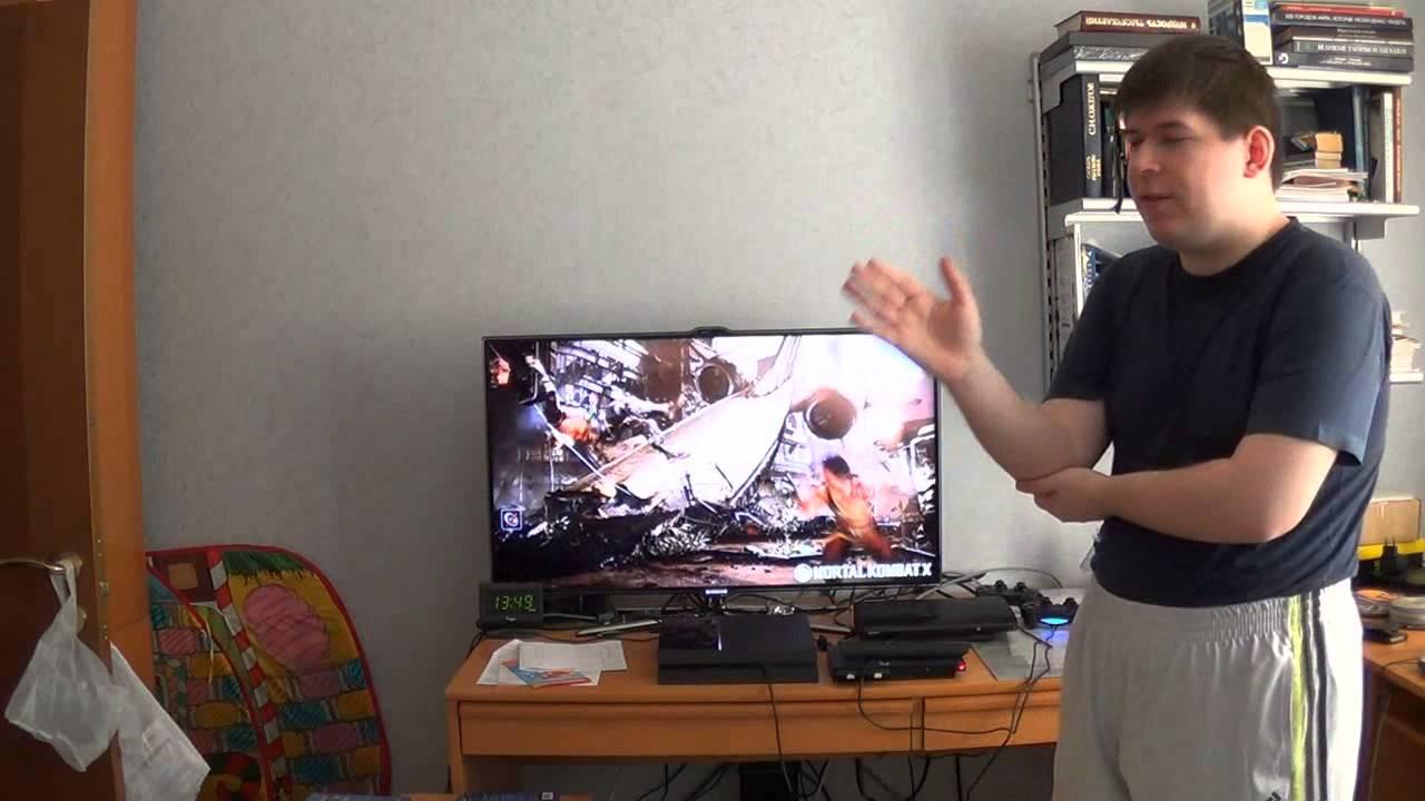 Mortal Kombat 10 Review(By dima0301)