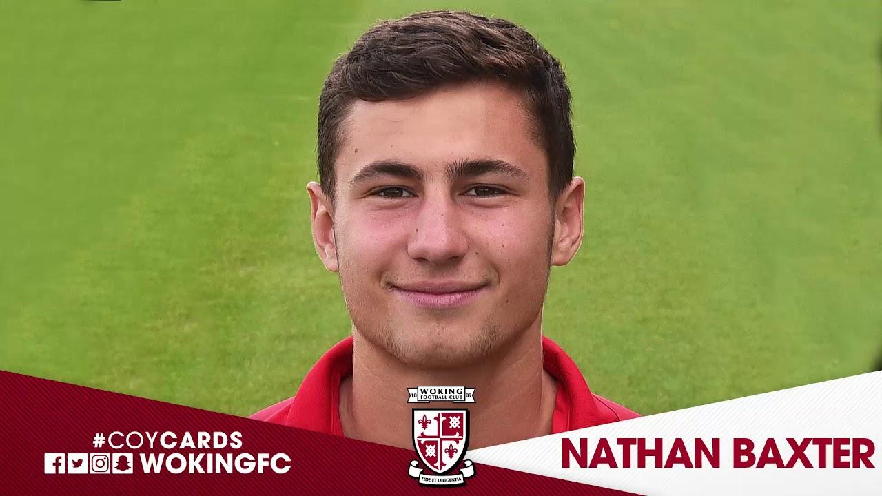 Woking 2 - 2 Wrexham (Nathan Baxter Interview)