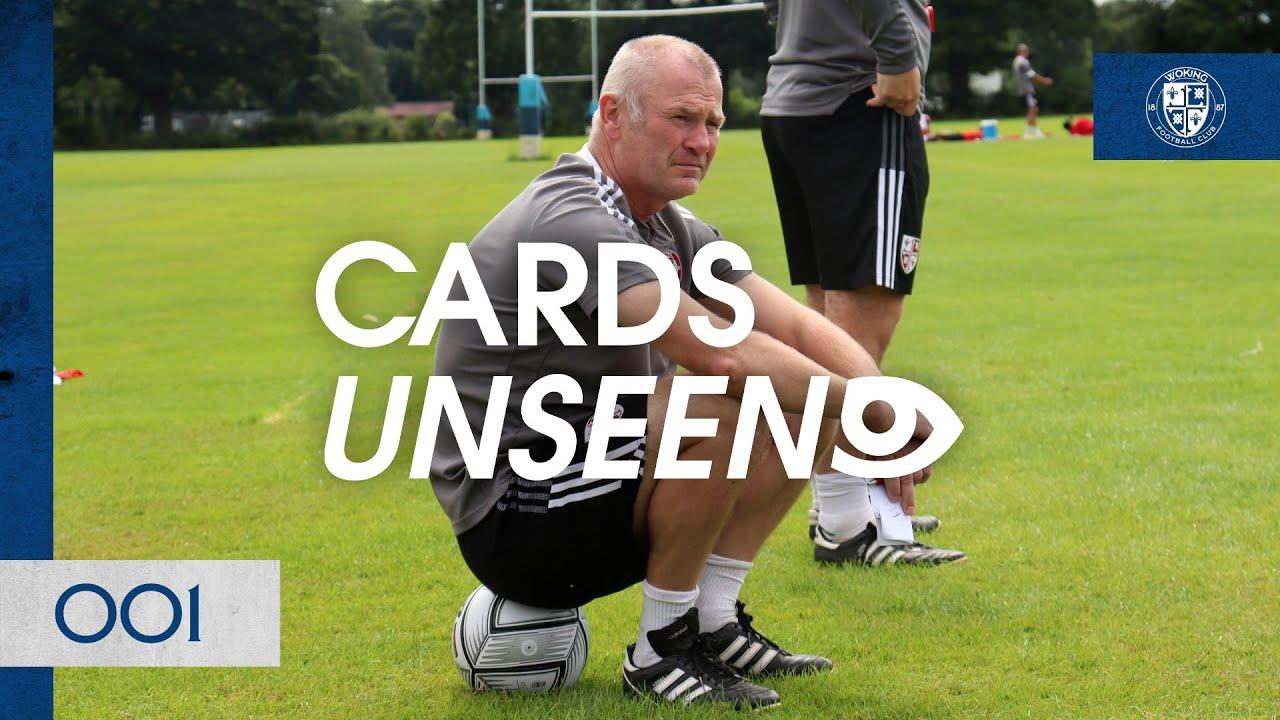 Wrexham Preparation   Cards Unseen 001