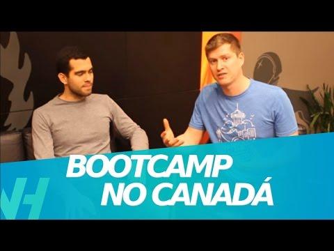 Como Fazer Bootcamp de Programação para achar Emprego em Vancouver