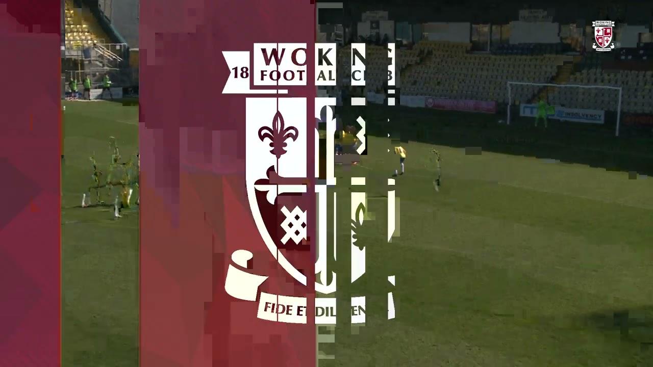 Torquay United 1 - 0 Woking