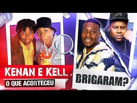 Kenan e Kel BRIGARAM? O que aconteceu?