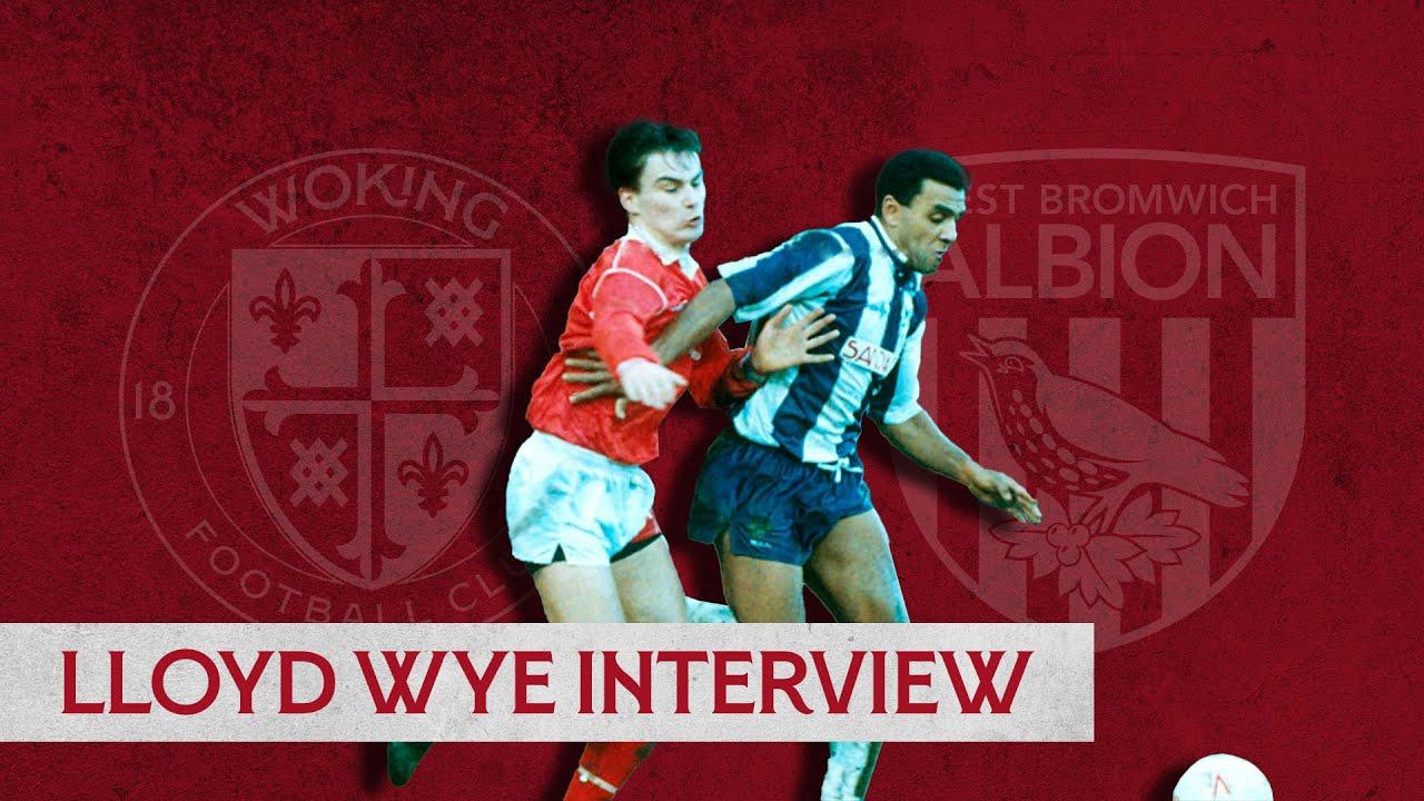 Lloyd Wye   Interview