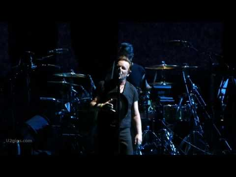 U2 Mothers Of The Disappeared , Vancouver 2017-05-12 - U2gigs.com