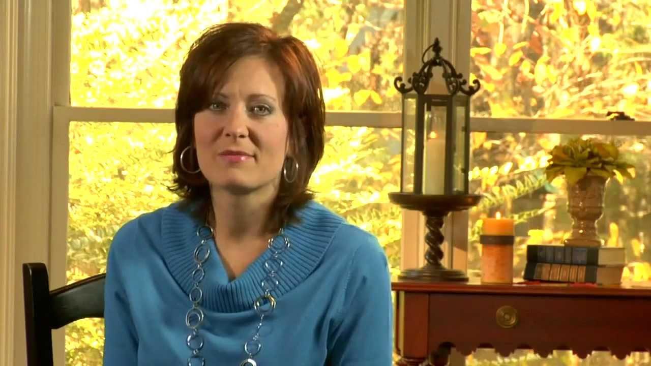 Twelve Women of the Bible Group Bible Study with Lysa TerKeurst