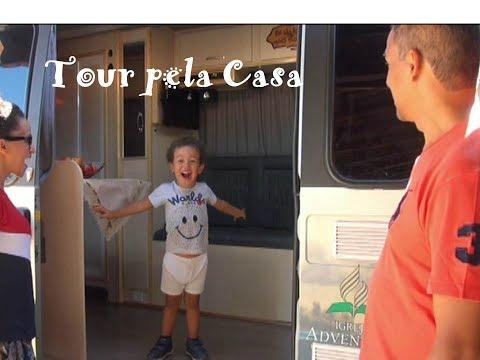 Talyta Alves l Motorhome l Rodas em Casa - Ep. 16 - Tour pela nossa Casa