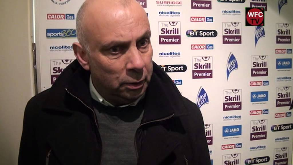 Woking 3-0 Hereford United (Garry Hill Interview)