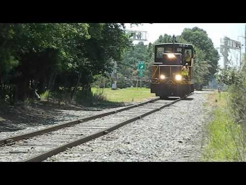 MRP (C)2017 USA flatcars moving to Ft Eustis VA