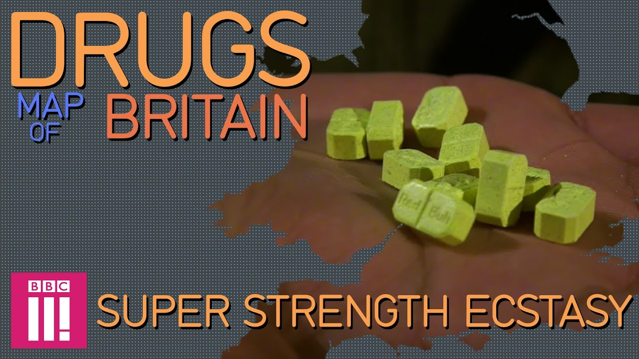 Super Strength Ecstasy: Newcastle | Drugs Map of Britain