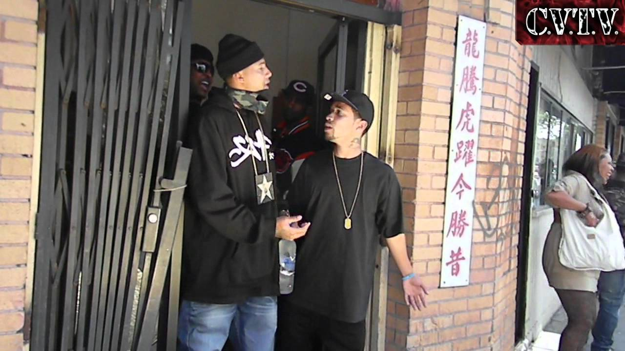 Chasin' Dam': Philthy Rich Trip'N 4 Life Behind The Scenes Part 1