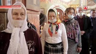 В Лангепасе побывал Митрополит Сургутский и Ханты-Мансийский