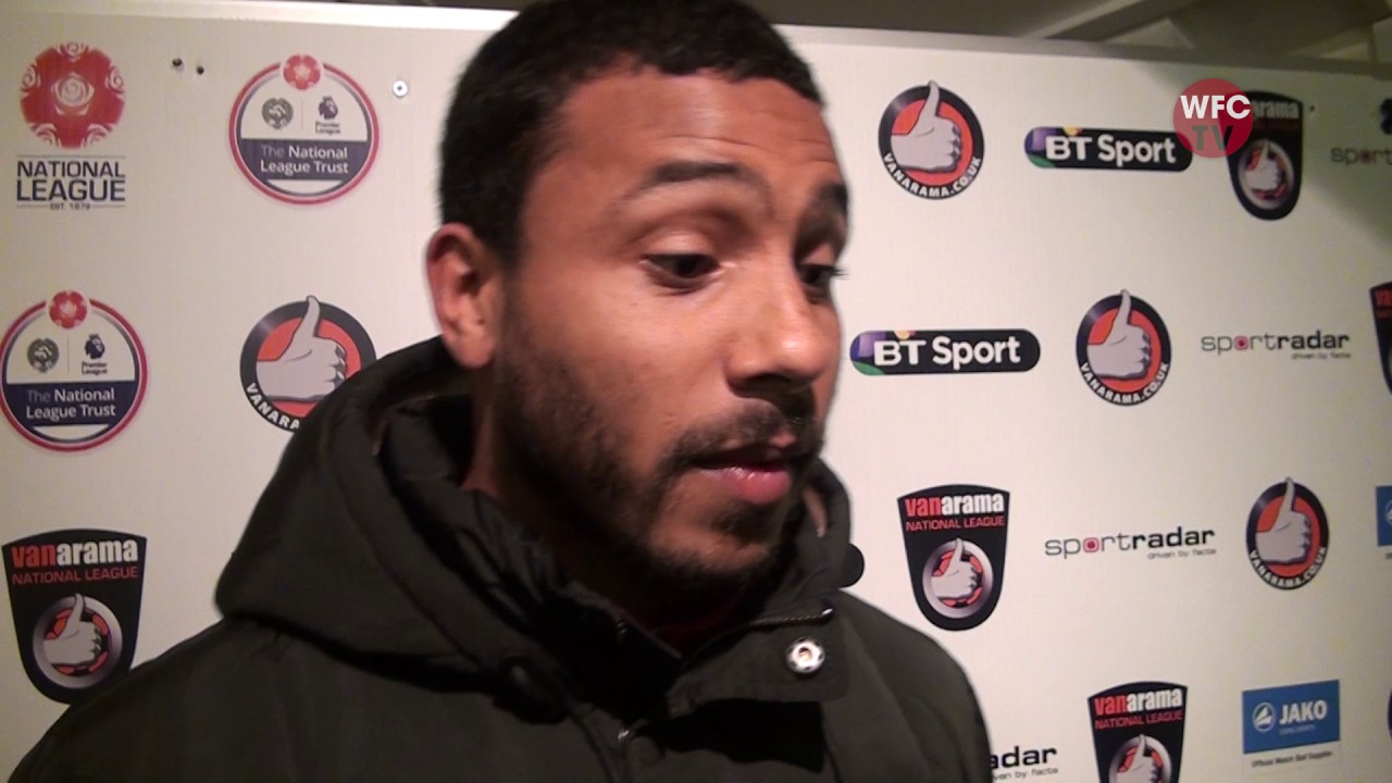 Woking 1 - 0 Dover Athletic (Keiran Murtagh Interview)