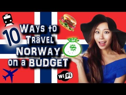 10  Ways to Travel Norway on a Budget   如何在挪威便宜旅行