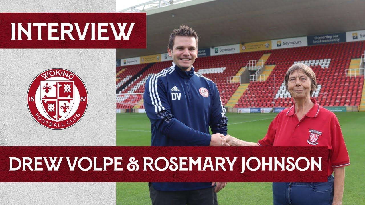 Drew Volpe & Rosemary Johnson   Interview