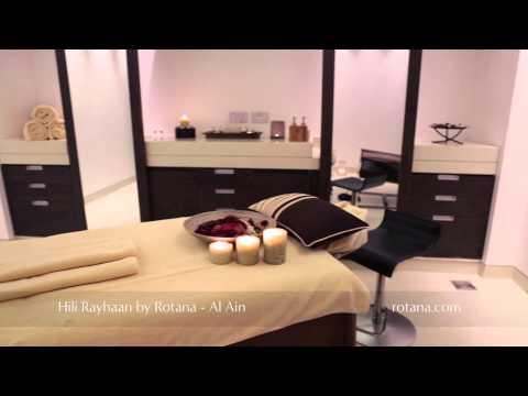 Relaxation Area @ Hili Rayhaan by Rotana - Al Ain - UAE