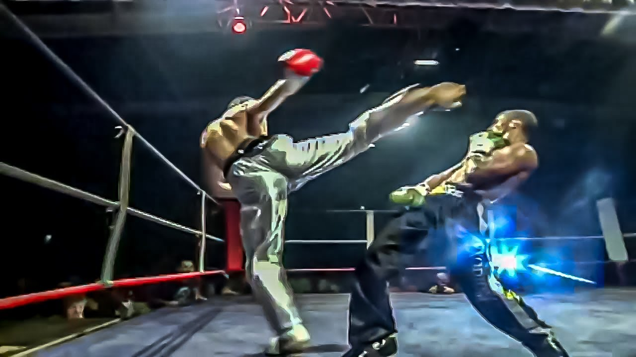 Boxe LIONEL PICORD vs MATTHIEU BOUISSE Cht d'Europe Full-Contact 2008