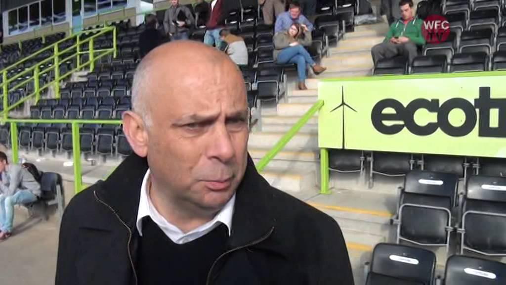 Forest Green Rovers 2 - 2 Woking (Garry Hill Interview)