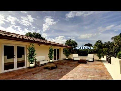 Waterfron estate in Fort Lauderdale