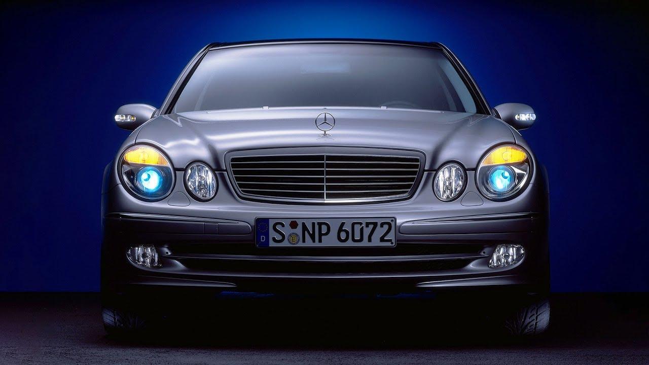E-class E320 CDI w211 2003