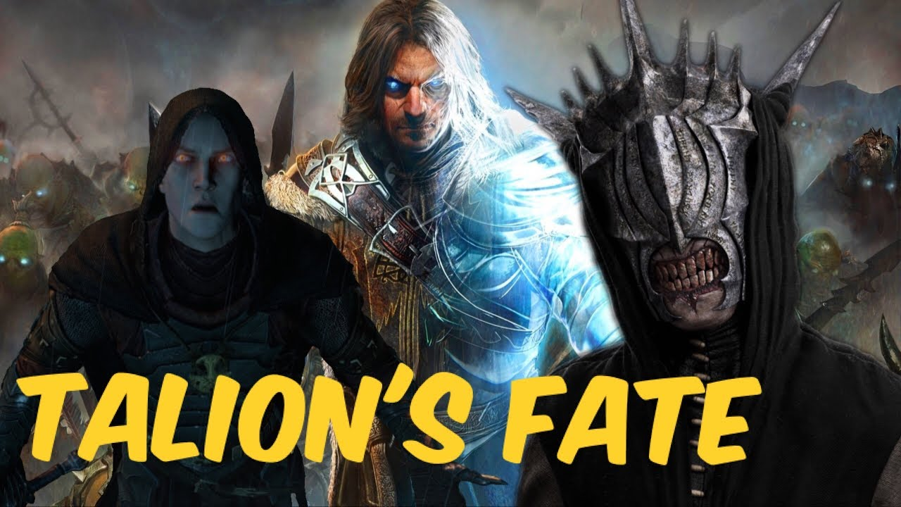 Talion's Fate-Shadow of War Theory